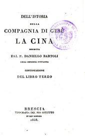 Dell'istoria della Compagnia di Gesu: 3(continuazione).