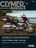 Harley-Davidson FLH/FLT Touring