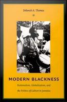 Modern Blackness PDF