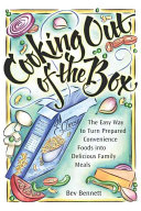 Cooking Out of the Box Book