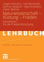 Naturwissenschaft   R  stung   Frieden PDF