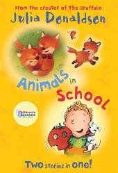 Animals in School: Red Banana Bind Up