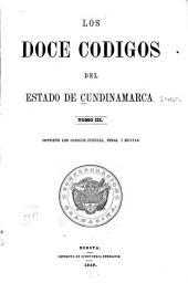 Contiene los Códigos judicial, penal i militar