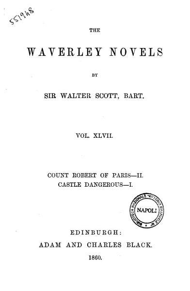 The Waverley Novels by Sir Walter Scott  Bart