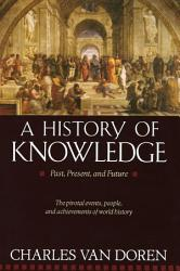 A History of Knowledge PDF