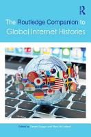 The Routledge Companion to Global Internet Histories PDF