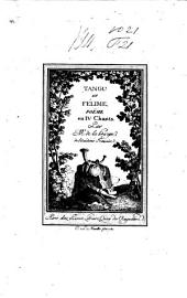Tangu et Félime: poëme en iv chants