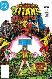 The New Teen Titans (1980-) #30