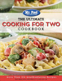 Mr  Food Test Kitchen The Ultimate Cooking for Two Cookbook Book
