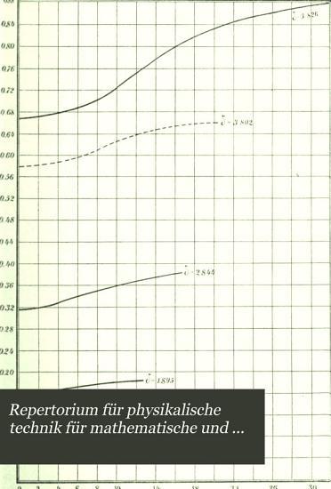Repertorium f  r physikalische technik f  r mathematische und astronomische instrumentenkunde PDF