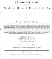 Astronomische Nachrichten: Volumes 27-28