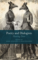 Poetry and Dialogism PDF