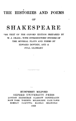 The Histories And Poems Of Shakespeare Book PDF