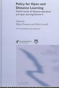 Policy for Open and Distance Learning PDF