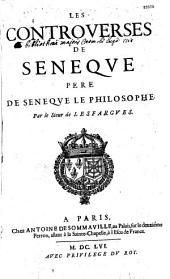 Les Controverses de Sénèque, père de Sénèque le philosophe