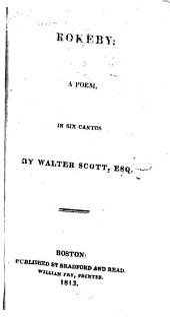 Rokeby: A Poem