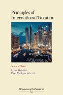Principles of International Taxation PDF