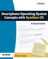 Smartphone Operating System Concepts with Symbian OS PDF