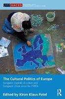 The Cultural Politics of Europe PDF