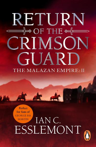 Download Return Of The Crimson Guard Book