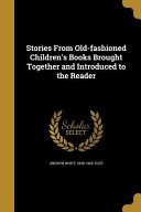 STORIES FROM OLD FASHIONED CHI PDF