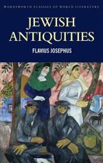 Jewish Antiquities