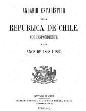 Anuario estadístico de Chile: Volume 10