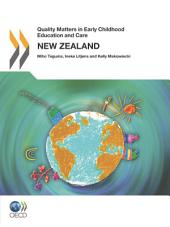 Quality Matters in Early Childhood Education and Care Quality Matters in Early Childhood Education and Care: New Zealand 2012