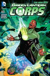 Green Lantern Corps (2011-) #34