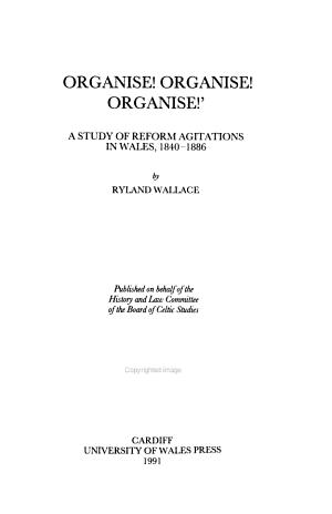 Organise  Organise  Organise  PDF