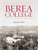 Berea College PDF