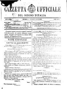Gazzetta ufficiale della Repubblica italiana  Parte prima PDF