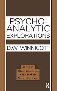 Psycho Analytic Explorations Book