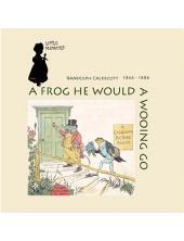 1880年英语童书绘本 A Frog He Would A Wooing Go (青蛙追求记)