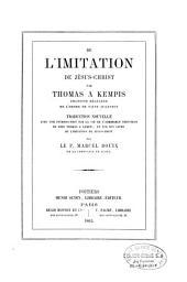 De l'imitation de Jésus-Christ