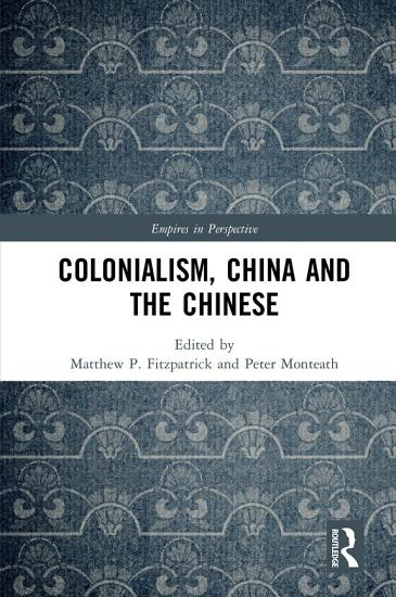 Colonialism  China and the Chinese PDF