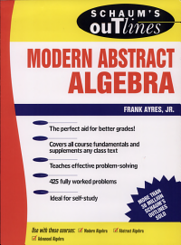 Schaum s Outline of Theory and Problems of Modern Algebra PDF