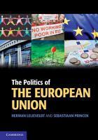 The Politics of the European Union PDF