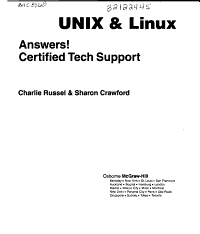 Unix   Linux Answers  PDF