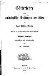 Götterlehre oder mythologische Dichtungen der Alten