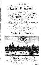 London Magazine: Or, Gentleman's Monthly Intelligencer..., Volume 19