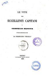 Le vite degli eccellenti capitani di Cornelio Nepote