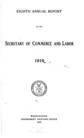 Annual Report of the Secretary