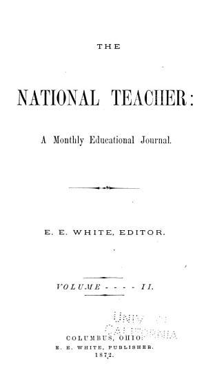 The National Teacher PDF