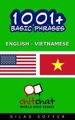 1001+ Basic Phrases English - Vietnamese