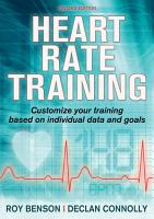 Heart Rate Training PDF
