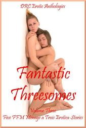 Fantastic Threesomes Volume Three: Five FFM Ménage a Trois Erotica Stories