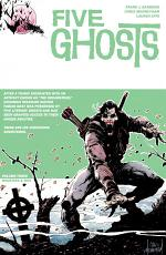 Five Ghosts Vol. 3: Monsters and Men