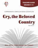 Cry the Beloved Country Teacher Guide PDF