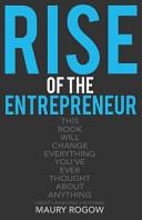Rise of the Entrepreneur Book